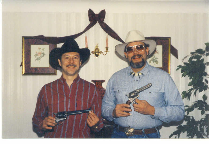 Colt Single Action Services And Sales